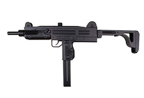 UZ-D91 AEG Softair Maschinenpistole Komplettset mit Containermagazin Akku Lagerät