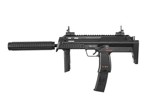 Heckler & Koch MP7 A1 SWAT Softair / Airsoft AEP inkl. Akku, Lader & Silencer  0,5 J. [2.5701]#14