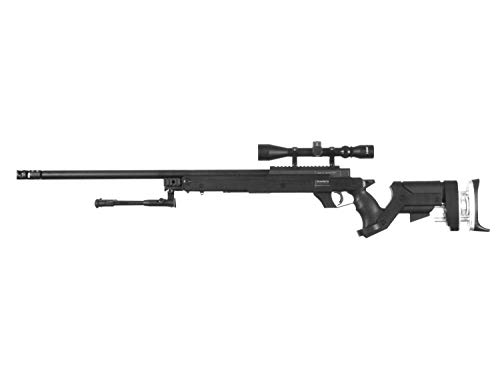 Well MB05 / L96 Upgrade Airsoft Sniper Rifle, mit Metall Internals -Roedale Deluxe Edition-  0,5 J.