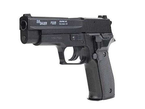 Sig Sauer P226 Softair Pistole H.P.A. mit Metallschlitten, Kal. 6mm BB, Federdruck-System