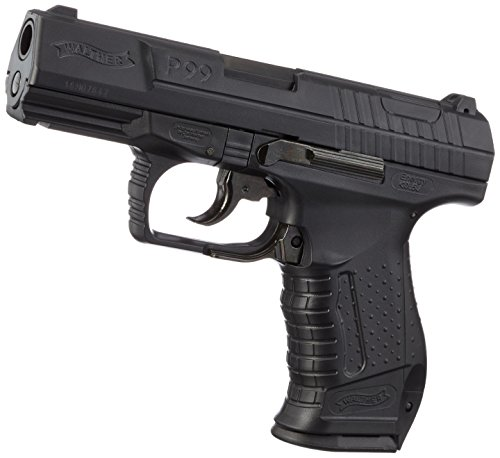 Walther P99 Softairpistole inkl. 2 Magazinen