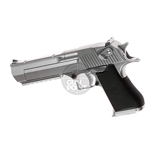 Cyma Softair - Pistole - .50 AE AEP Silver - ab 14 Jahre unter 0,5 Joule