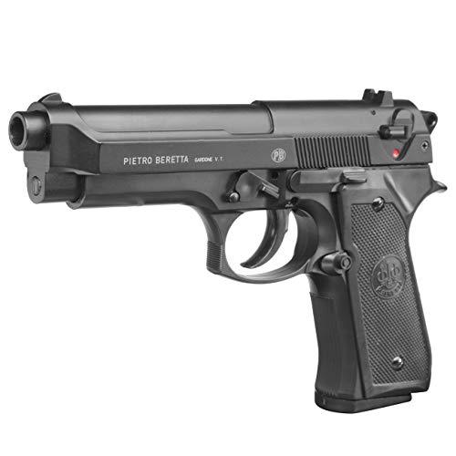 Beretta Softair Pistole M92 FS HME  0.5 Joule, schwarz, 2.5887