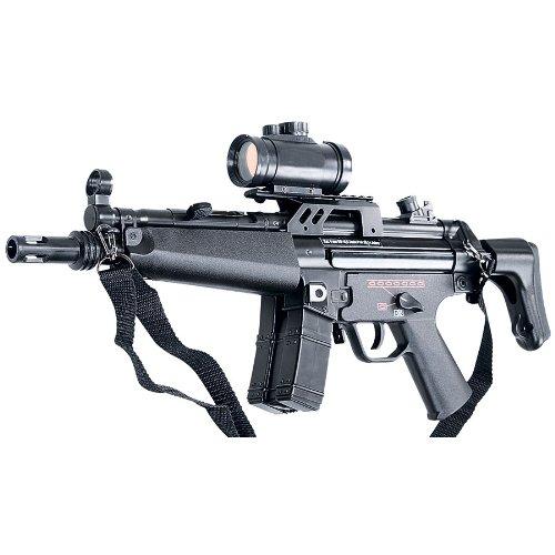 Un. Softair AEG MP5SE Double Mag 6 mm BB Set