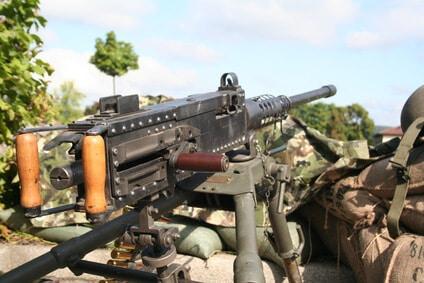 Maschinengewehr Softair