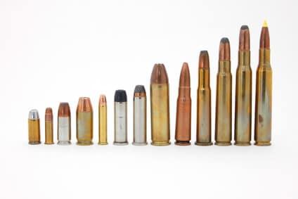 IPSC Munitionsarten