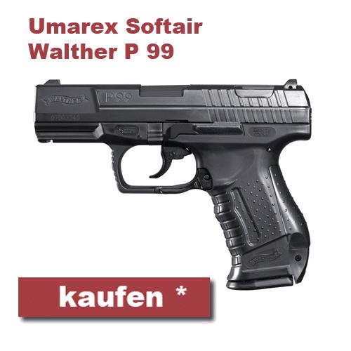 umarex walther p99 softair kaufen
