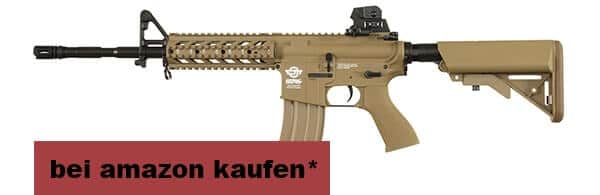 GG CM16 M4 raider l high cycle softair kaufen