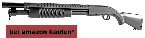 pumpgun shotgun softair kaufen
